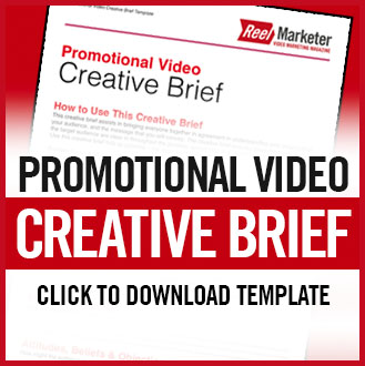 Download an Promotional Video Creative Brief PDF Template