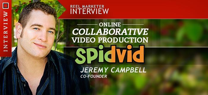 SpidVid Online Collaborative Video Production