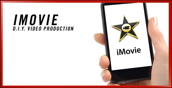 iMovie iOS Video Production Solution