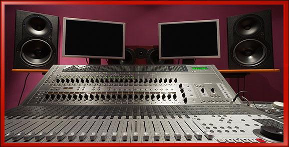 Reel Designer Audio Mixing Studio
