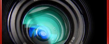 Reel Designer Video Camera Lens