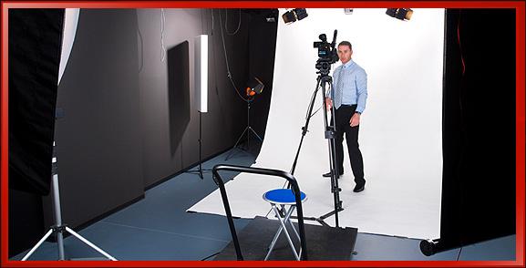 Actor in Camera Studio