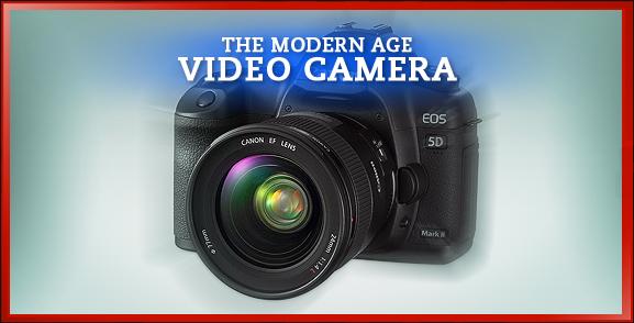 Canon 5D Mark II Video Camera