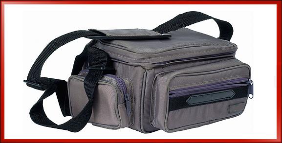 Camera Kit and Lens Bag