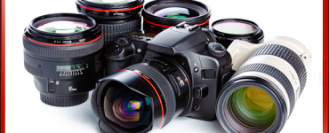 Canon Camera and Lens Set