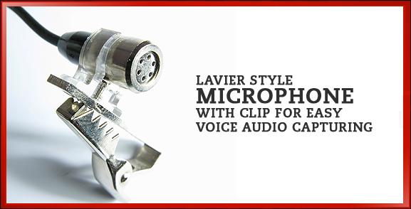 Wireless Lavier Microphone