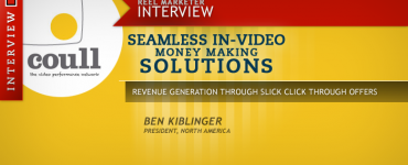 Seamless In-Video Money Making Solutions, Coull Video Performance Network