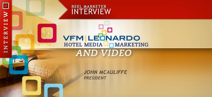 Hotel Media Marketing and Video with VFM Leonardo