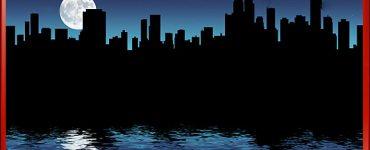 City Skyline Power Outage