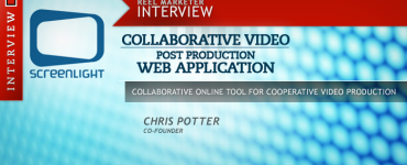 ScreenLight Web-Based Video Collaboration Tool