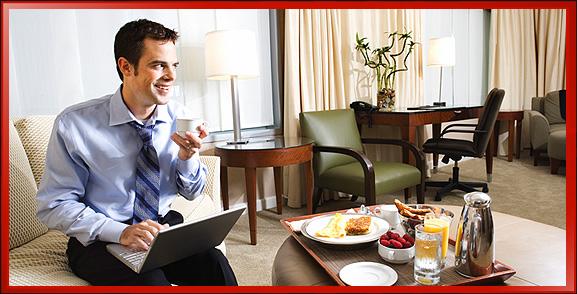 Hotel Business Man Room