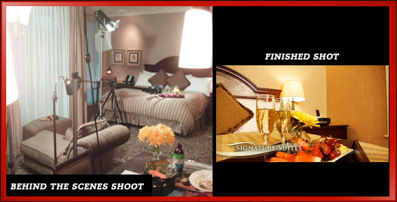 Behind the Scenes Hotel Video Shoot
