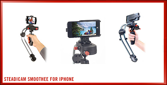 Steadicam Smoothee for iPhone