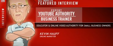 Kevin Hauff YouTube Authority Trainer