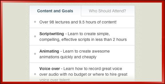 Explainer VIdeo Course