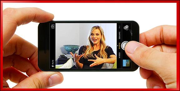 iPhone iMovie Video Camera