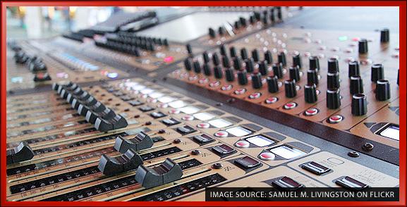 audio-control-board