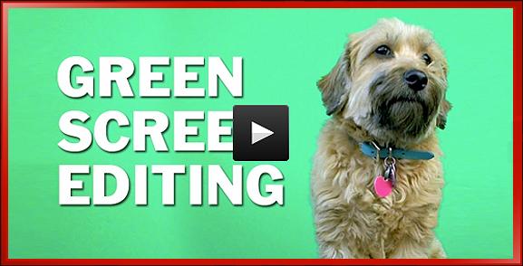 Green Screen Video Editing