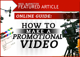 Guide How to Make a Promotional Video