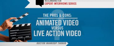 The Pros and Cons of Animated Video versus Live Action Video