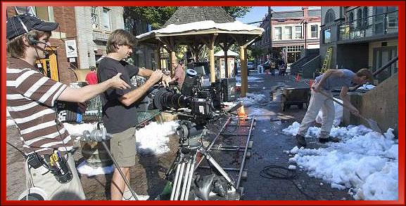 Karl Schoepp, Gaffer, Lamp Operator, Cinematographer, Filmmaker