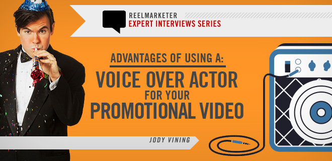 Advantages of Using a Voice Over Actor for your Promotional Video