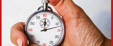 Fast Timer Stop Watch and Hand