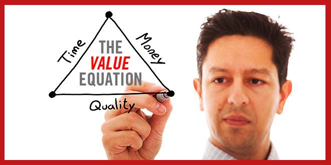 Time vs Money vs Quality Equation