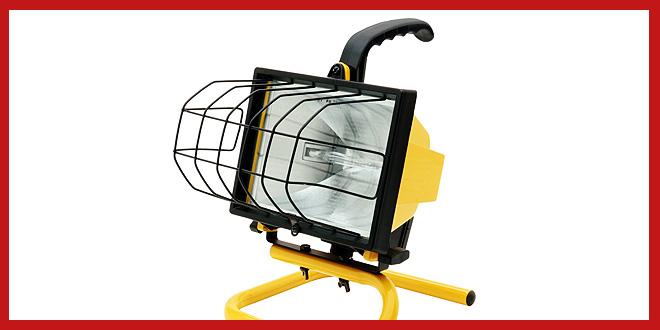 500-watt Worklight
