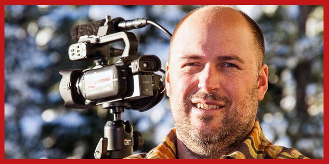 Scott Martin and Camera