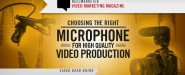 Choosing the Right Microphone for High Quality Video Production