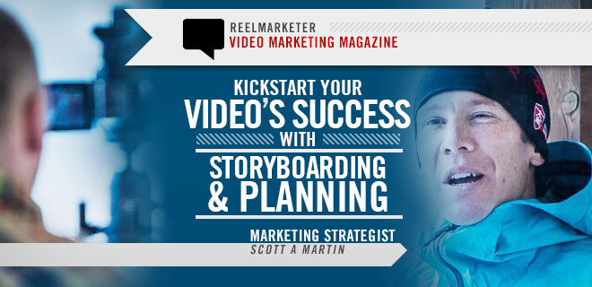 Kickstart Your Video's Success with Storyboard and Planning