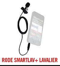 Rode SmartLax+ Lavalier Microphone