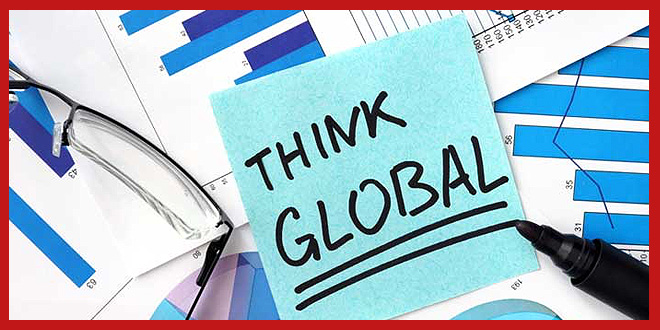 Think Global, Sticky Note Plan