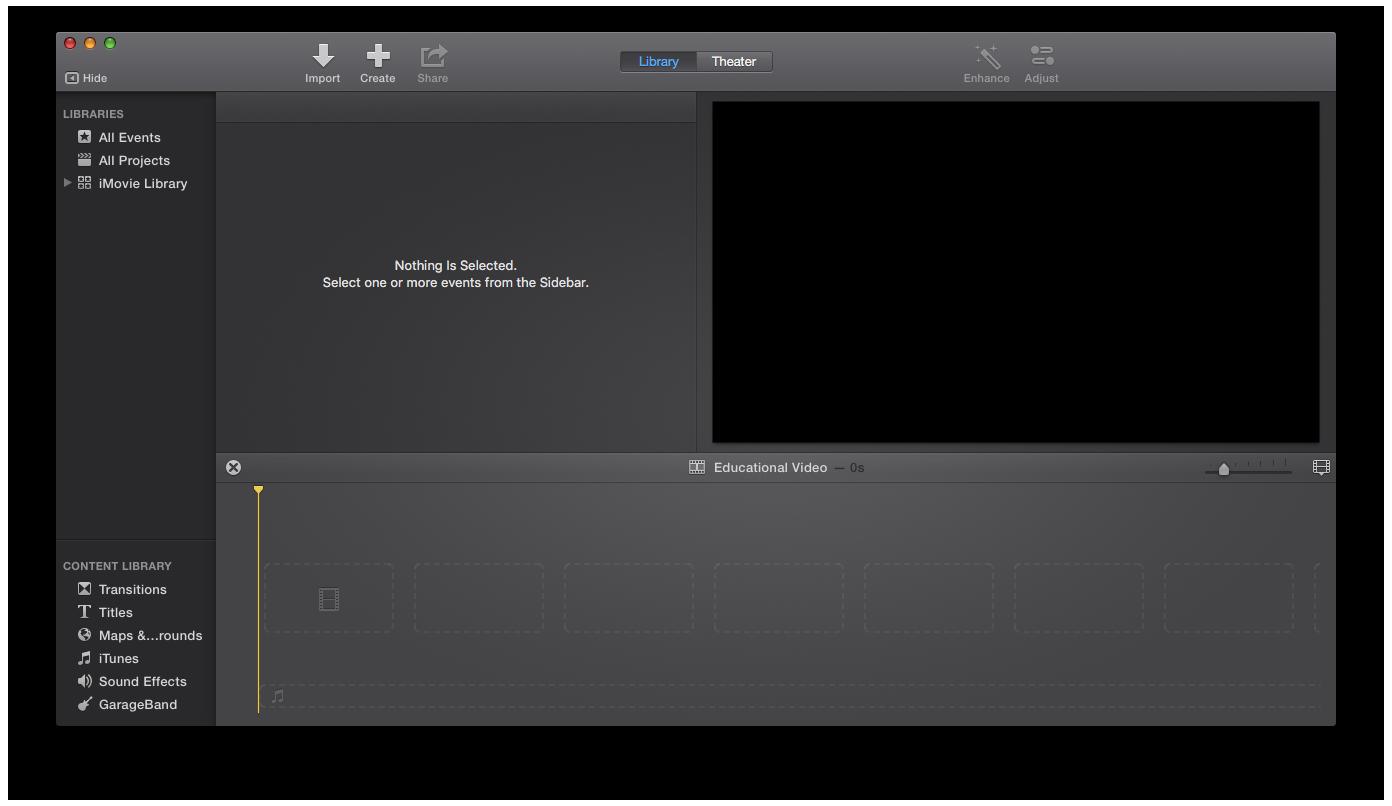 iMovie for macOS