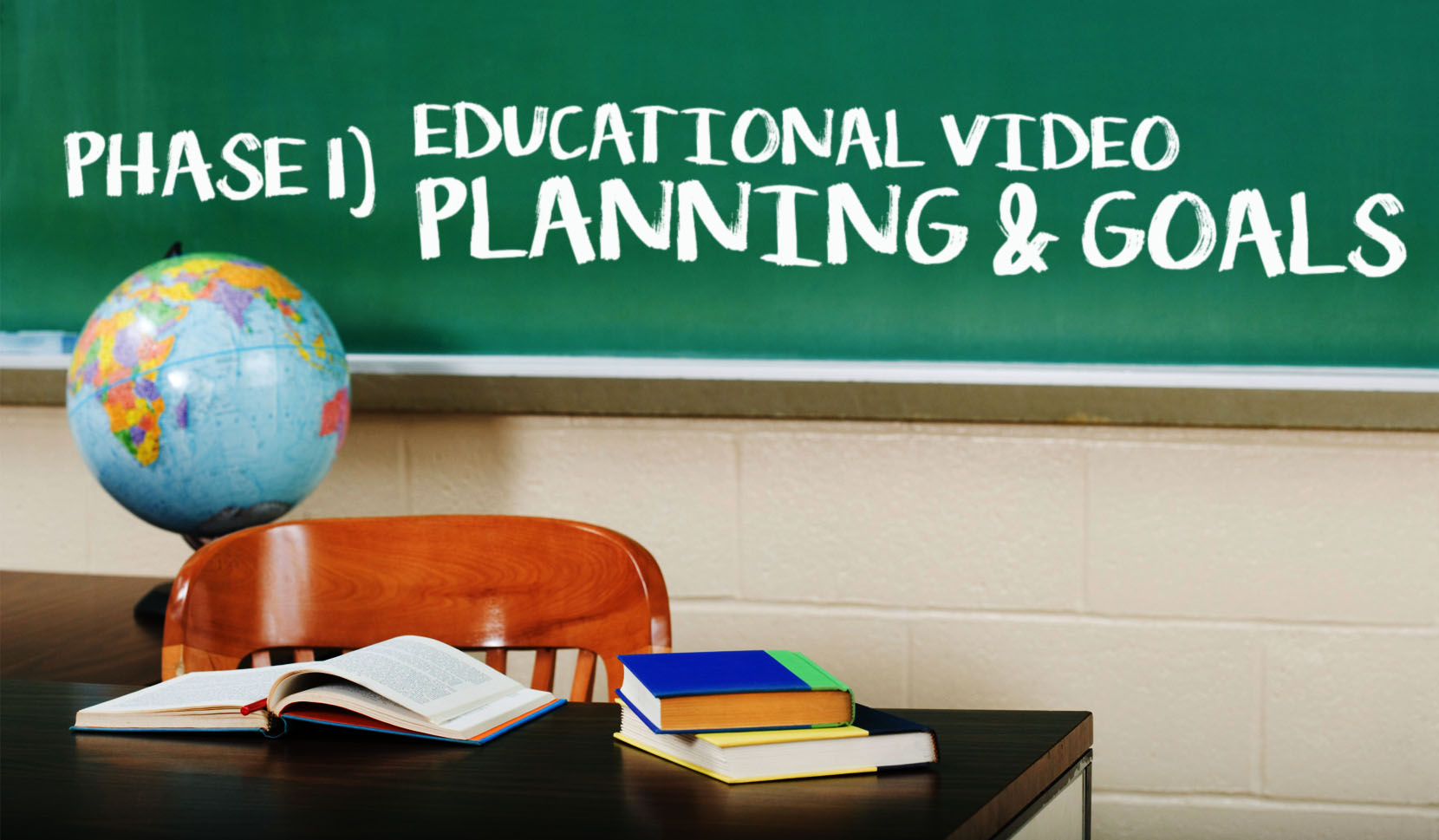 Educational Video Production Planning and Goals