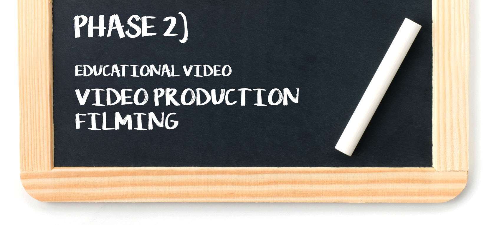 Video Production Filming an Educational Video